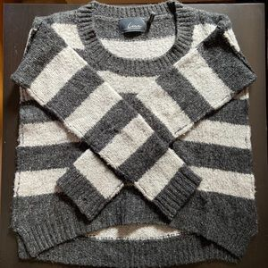 Byline Striped Sweater